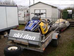 ***PARTING OUT 2004 MXZ RENEGADE 600 HO SDI SKI-DOO***