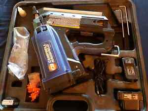Campbell Hausfeld cordless framing nailer