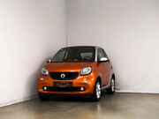 Smart Smart Fortwo Coupe Passion+Parktronic
