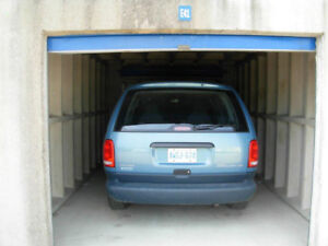 Indoor Small Car Winter Storage 14ft and under