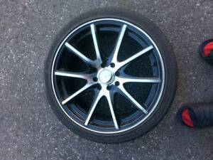 Mag Wheels and Tires For Sale