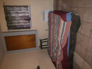 LG furnished room for rent close to refinery
