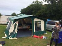 Pennines Apollo folding camper