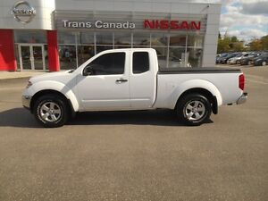 2012 Nissan Frontier SV V6 King Cab 4WD Peterborough Peterborough Area image 4