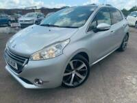 2015 PEUGEOT 208 1.6 BLUE HDI FELINE 33700 MILES FULL MDSH AND JUST M.O.T