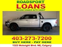 2011 DODGE RAM LIFT CALL DIRECT 403-536-6776 $29 DN APPROVED