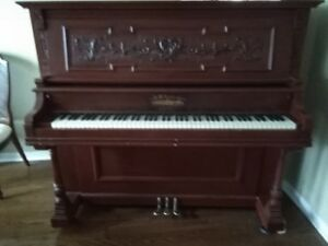 Home needed for Antique Piano!