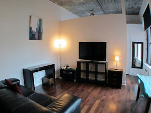 Modern Imperial Loft *ALL-INCLUSIVE* (Picine,GYM) Atwater Market