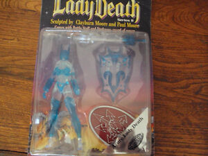 LADY DEATH ACTION FIGURE IN PACK
