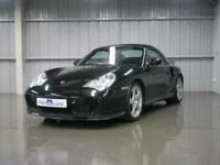 2004 Porsche 911 (996) Turbo Convertible Petrol black Manual