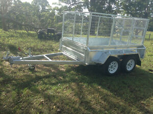 Looking for high sided trailer