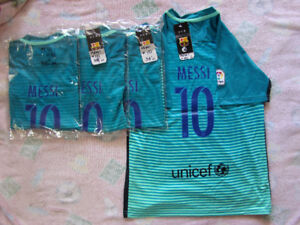 soccer jerseys from Euro Clubs