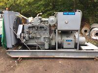Cummins 225 Kva diesel generator nta-855-g