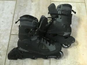Oxygen Inline skates Aggressive Durable Size 25 Mens 7 Roller