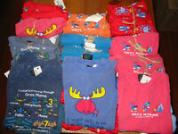 Assorted NEW Gros Morne Shirts and Hats