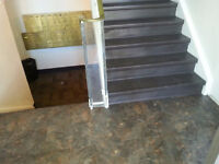 flooring installation service Residential and Commercial. Please
