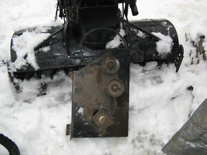 Snowblower attachment Kitchener / Waterloo Kitchener Area image 4