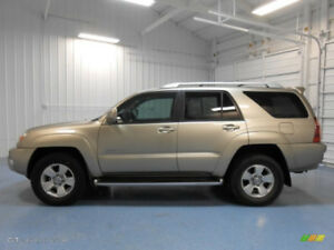 2004 Toyota 4Runner LIMITED V8 SUV, Crossover