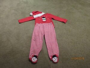 3 Piece Christmas Outfit - Size 18 Months