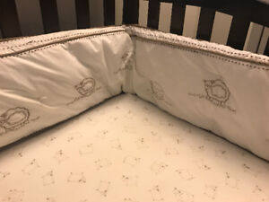 Potteryburnkids baby badding set for crib