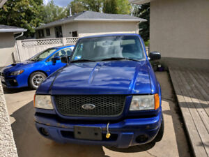 Ford Ranger 4.0L/2WD/5 Speed