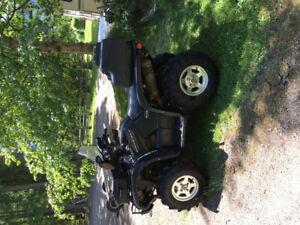 2010 YAMAHA GRIZZLY 700,