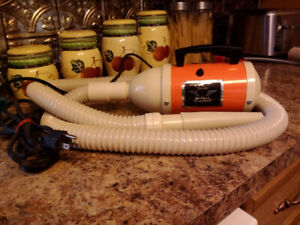Metro Air force Cadet Mini Dog Dryer