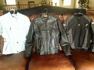 Screamin' Eagle, Ionix, Joe Rocket Ladies Motorcycle Jackets