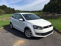 2013/62 VW VOLKSWAGEN POLO MATCH 1.2 PETROL, MANUAL, 3-DR**GENUINE 27,000 ONLY**LOOKS & DRIVES GREAT