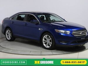 2013 Ford Taurus SEL AWD AUTO CUIR TOIT NAVIGATION MAGS