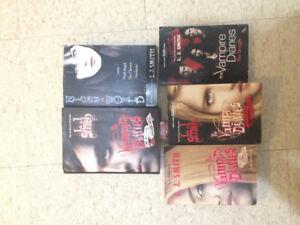 Vampire diaries/night world