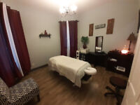 Soothing RMT Clinic in Downtown Brampton