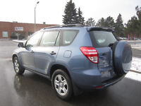 2009 Toyota RAV4 4WD Markham / York Region Toronto (GTA) Preview