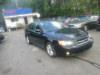 SUBARU LEGACY 4 CYLINDER 137.000 SAFETY+E TEST+ 1 YEAR WARRANTY