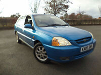 Kia Rio 1.3 LX Long Mot New Clutch Fitted