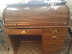 For Sale Roll Top Desk