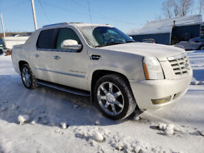 2007 Cadillac Escalade EXT New MVI