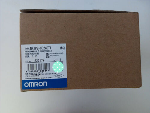 1pc New  Omron Nx1p2-9024dt1