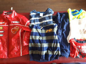 Boys clothing lot 18 - 24 months