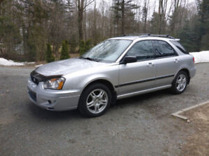 Subaru Impreza 2.5 TS 2004