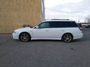 Subaru Legacy Wagon GTB - Twin Turbo E-Tune - RHD