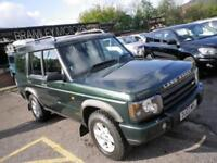 2003 Land Rover Discovery 2.5Td5 ( 5 st ) GS * EXCELLENT VALUE * MUST SEE *