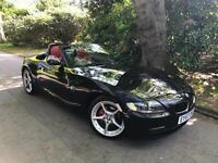 2008 BMW Z4 2.5 sport 49k miles, RED Leather,Family Business Est 1996