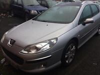 Peugeot 407 SW 2.0HDi 136 2005MY Sport