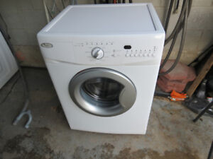 Whirlpool Condo Size 24Inches Compact Washer Dryer