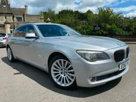 image for BMW 730 3.0TD auto 2011 (61) LD LONG WHEEL BASE FULL HISTORY NEW MOT IMMACULATE