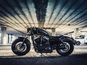 Harley-Davidson sportster forty-eight 2012