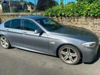 2013 BMW 5 Series 2013 BMW 520d M Sport 4dr DIESEL FULL LEATHER SAT NAV SALOON