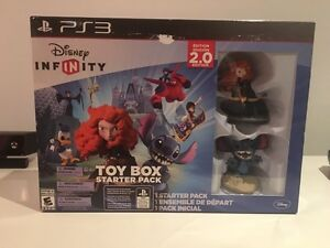Disney Infinity pour ps3 complet