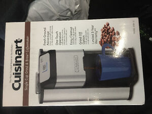 Cuisinart Single Cup Grind and Brew *NEW PRICE* London Ontario image 1